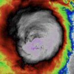 Violento furacão Delta atingirá região de Cancún