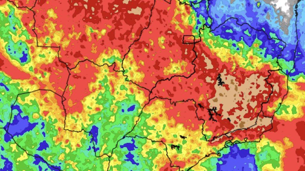 """<span class=""""entry-title-primary"""">Previsão do tempo – Tendência de chuva para sete dias</span> <h2 class=""""entry-subtitle"""">Minas Gerais pode ter transtornos e chuva retorna para áreas sob estiagem no Rio Grande do Sul </h2>"""