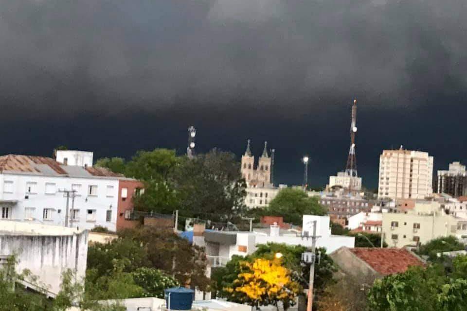 """<span class=""""entry-title-primary"""">Semana reserva mais chuva e alívio adicional pra estiagem</span> <span class=""""entry-subtitle"""">Áreas da Metade Norte gaúcha ao Paraná serão as mais beneficiadas, prevê a MetSul </span>"""