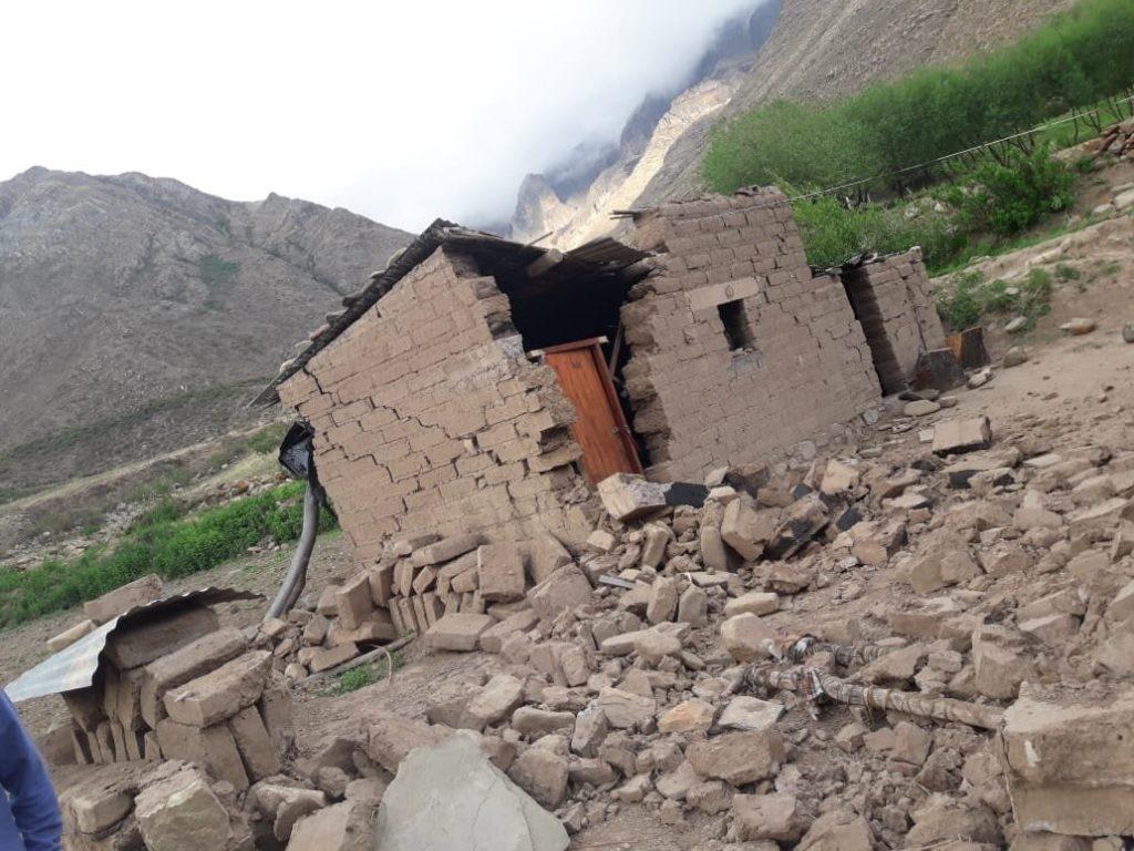 Forte terremoto no Norte da Argentina - MetSul Meteorologia