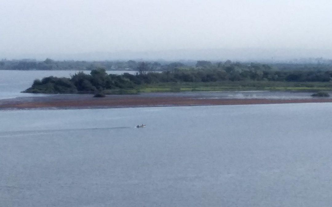 Guaíba atinge nível muito baixo em Porto Alegre Estiagem no Rio Grande do Sul é o principal motivo para a baixa das águas