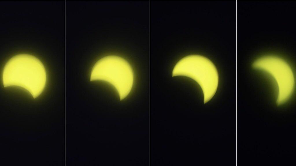 "<span class=""entry-title-primary""><span style='color:#ff0000;font-size:14px;'>ECLIPSE </span><br> As imagens do eclipse solar no Rio Grande do Sul</span> <span class=""entry-subtitle"">Veja as fotografias enviadas pelos seguidores da MetSul Meteorologia</span>"
