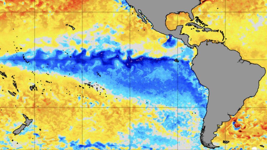 """<span class=""""entry-title-primary""""><span style='color:#ff0000;font-size:14px;'>PACÍFICO </span><br> Fenômeno La Niña perto do seu pico de intensidade</span> <span class=""""entry-subtitle"""">Veja as últimas informações do fenômeno que impacta o clima no Brasil e no mundo </span>"""