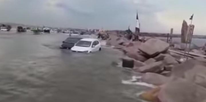 "<span class=""entry-title-primary"">Vídeo mais visto de 2020 – Tsunami meteorologico no Sul gaúcho</span> <span class=""entry-subtitle"">Fenômeno provocou danos, mas não trouxe vítimas na praia do Cassino </span>"
