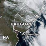 Ciclone extratropical se forma na costa gaúcha