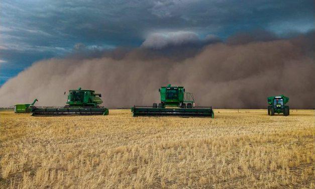 Tempestades já trazem estragos na Argentina