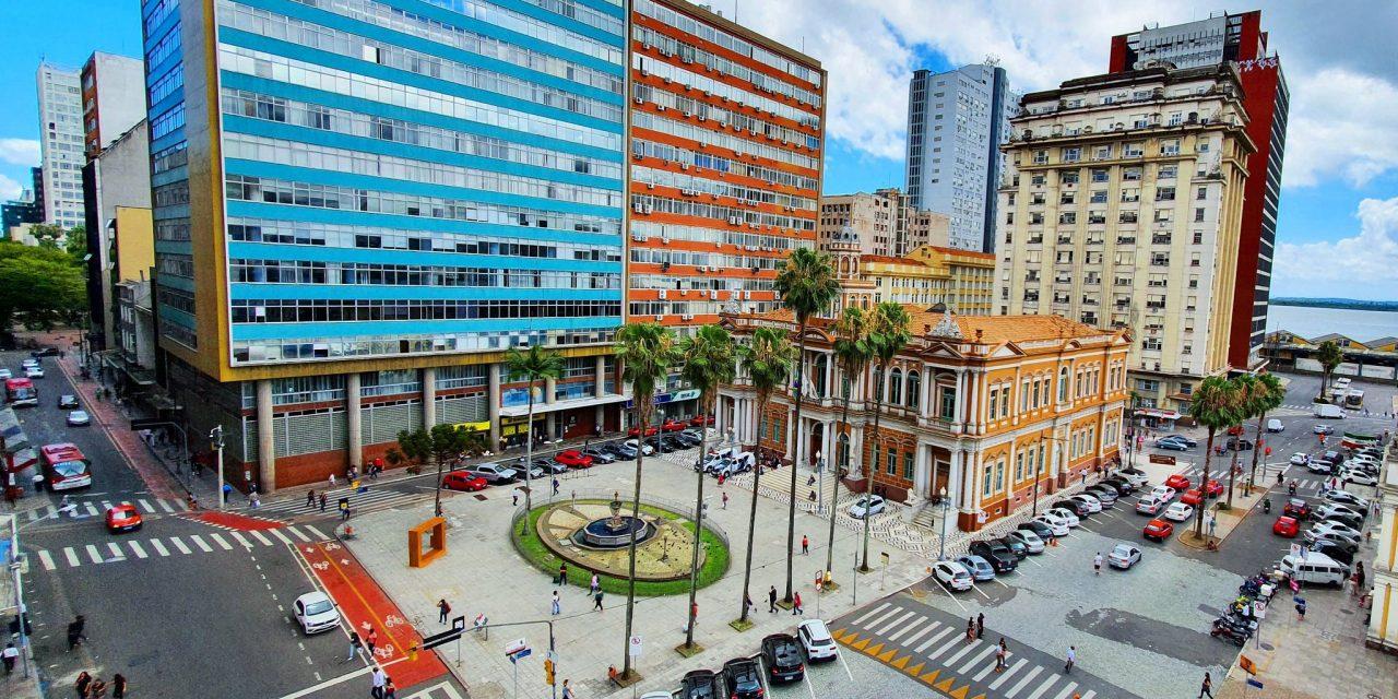 """<span class=""""entry-title-primary""""><span style='color:#ff0000;font-size:14px;'>PREVISÃO DO TEMPO </span><br> Veja a previsão do tempo para esta quinta-feira</span> <span class=""""entry-subtitle"""">Porto Alegre volta a ter calor após sequência de dias com temperatura agradável </span>"""