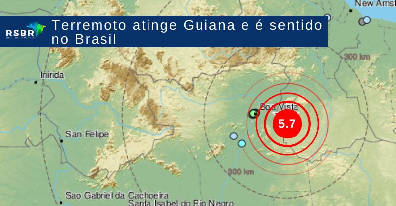 """<span class=""""entry-title-primary"""">Terremoto sentido no Norte do Brasil</span> <span class=""""entry-subtitle"""">Abalo na Guiana foi sentido no Amazonas e Roraima </span>"""