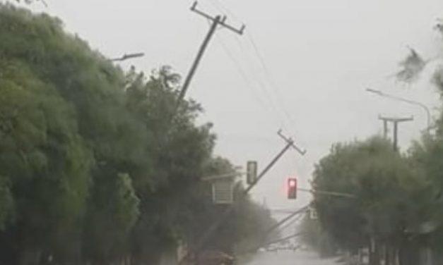 Tempestades na Argentina e Uruguai chegarão ao Rio Grande do Sul