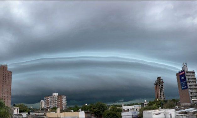 Argentina tem temporais com vendavais e chuva extrema