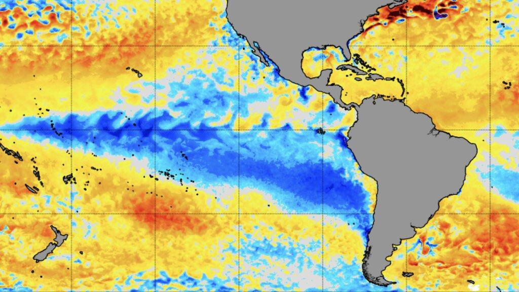 """<span class=""""entry-title-primary"""">La Niña ganha força no começo da 2021</span> <span class=""""entry-subtitle"""">Fenômeno que influencia o clima em escala global atua desde o último inverno </span>"""