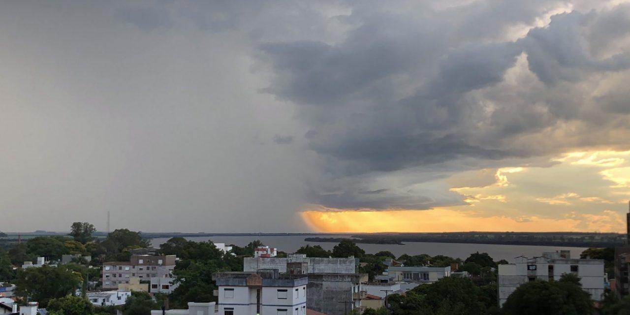 """<span class=""""entry-title-primary"""">Previsão do tempo – Tendência de chuva para sete dias</span> <span class=""""entry-subtitle"""">Sul do Brasil terá os maiores acumulados de chuva com volume muito altos em algumas áreas </span>"""