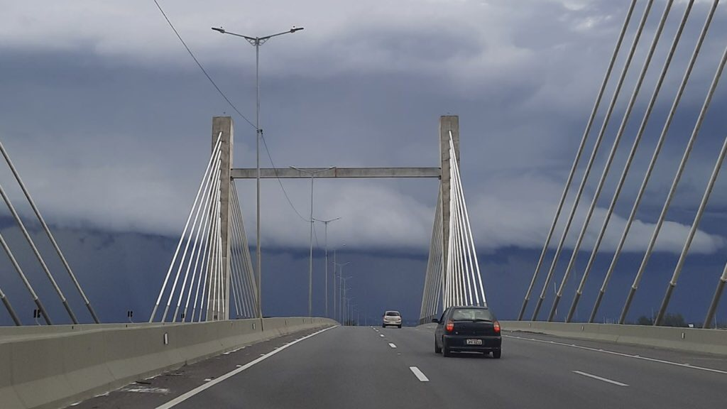 """<span class=""""entry-title-primary"""">Semana terá muita chuva e temporais</span> <span class=""""entry-subtitle"""">Instabilidade será frequente no Sul do Brasil com elevados índices de precipitação e temporais recorrentes </span>"""