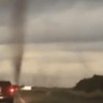 Tornado de mosquitos na Argentina