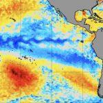 """<span class=""""entry-title-primary""""><span style='color:#ff0000;font-size:14px;'>PACÍFICO </span><br> La Niña com nova cara</span> <span class=""""entry-subtitle"""">Fenômeno entra no seu sétimo mês no Oceano Pacífico com mudanças no seu perfil </span>"""