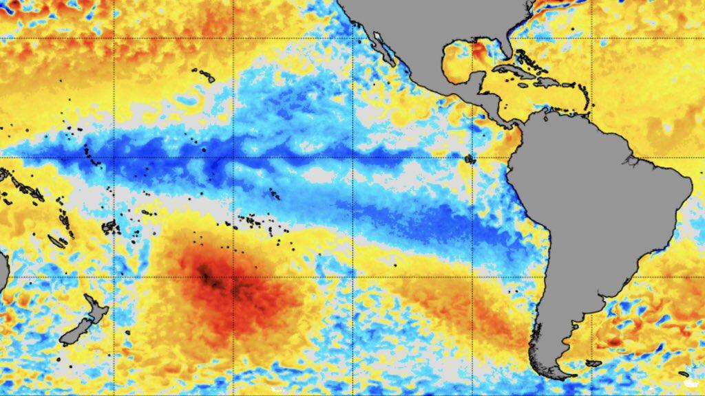 """<span class=""""entry-title-primary"""">La Niña com nova cara</span> <span class=""""entry-subtitle"""">Fenômeno entra no seu sétimo mês no Oceano Pacífico com mudanças no seu perfil </span>"""