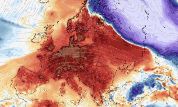 Frio extremo pro calor sem escalas