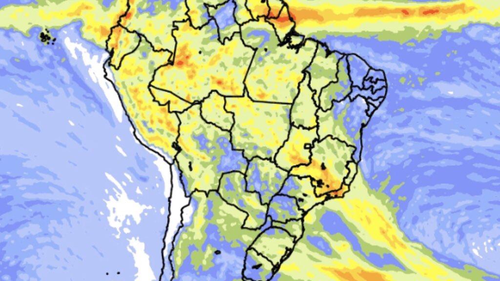 """<span class=""""entry-title-primary"""">Previsão do tempo – Tendência de chuva para dez dias</span> <span class=""""entry-subtitle"""">Instabilidade volta a aumentar no Centro do Brasil no final desta semana </span>"""