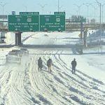 """<span class=""""entry-title-primary""""><span style='color:#ff0000;font-size:14px;'>CRISE NOS EUA </span><br> Sem luz, americanos morrem pelo frio em casa</span> <span class=""""entry-subtitle"""">Colapso energético pelo frio se transforma em desastre no Texas</span>"""