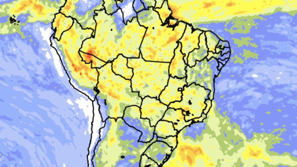 """<span class=""""entry-title-primary"""">Previsão do tempo – Tendência de chuva para dez dias</span> <span class=""""entry-subtitle"""">Chuva aumenta na Região Nordeste e instabilidade cresce novamente no Sul do país </span>"""