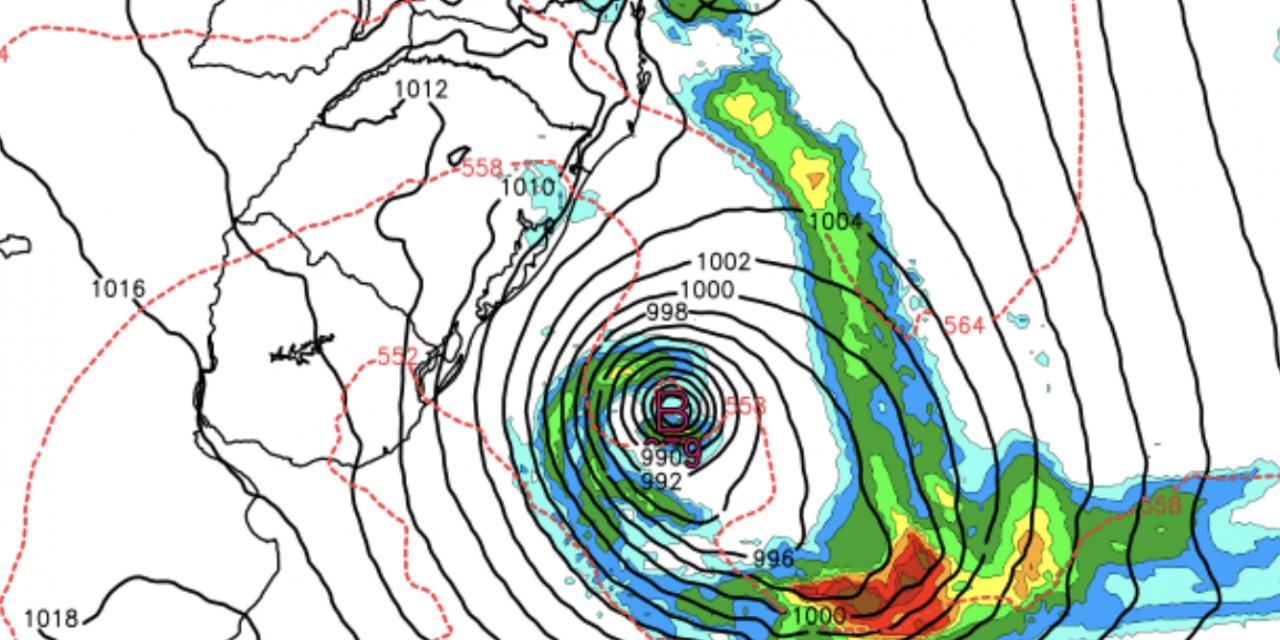 """<span class=""""entry-title-primary"""">**ALERTA** Ciclone muito intenso na costa</span> <h2 class=""""entry-subtitle"""">Ciclone muito intenso e muito incomum para o verão se formará nas costas do Rio Grande do Sul s do Uruguai </h2>"""