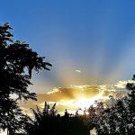 Previsão do tempo – Domingo tem sol no Estado