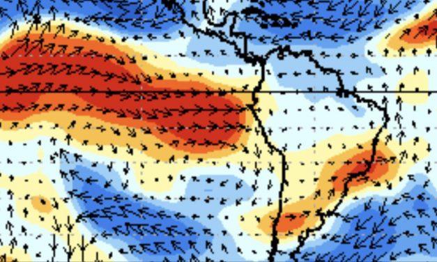 Por que a chuva diminuirá no Rio Grande do Sul?
