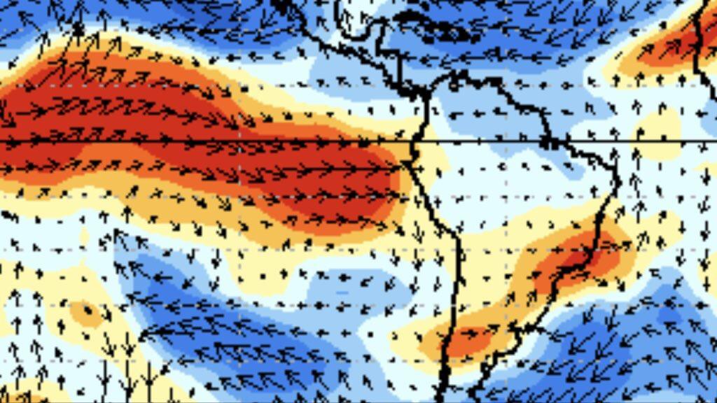 """<span class=""""entry-title-primary""""><span style='color:#ff0000;font-size:14px;'>CLIMA </span><br> Por que a chuva diminuirá no Rio Grande do Sul?</span> <span class=""""entry-subtitle"""">Gaúchos voltam a enfrentar um período de precipitação abaixo da média na reta final da safra de verão </span>"""