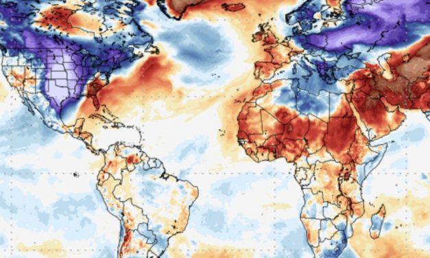 Frio brutal nos EUA e Europa é sinal pro nosso inverno?
