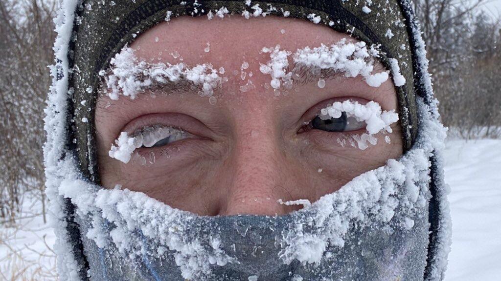 """<span class=""""entry-title-primary"""">""""O maior frio em anos""""</span> <h2 class=""""entry-subtitle"""">Frio extremo tomará conta dos Estados Unidos e Canadá com nevascas e sensação térmica de até -70°C. </h2>"""