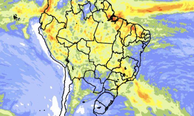 O que esperar da chuva até o início de março?