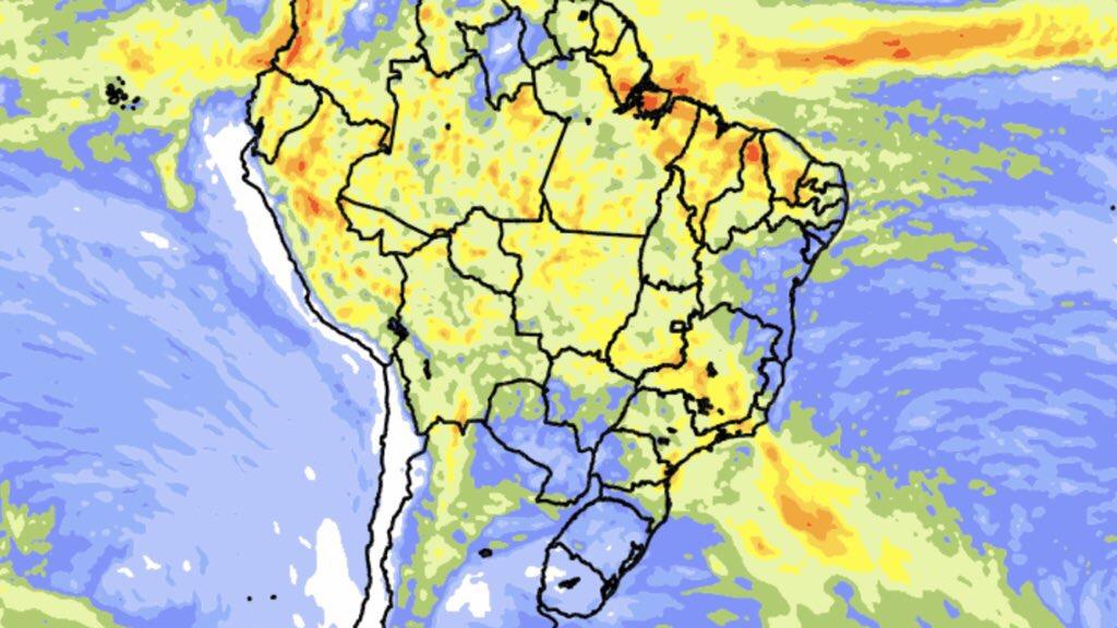 """<span class=""""entry-title-primary"""">O que esperar da chuva até o início de março?</span> <h2 class=""""entry-subtitle"""">Veja a tendência de precipitação para os próximos dez dias em todas as regiões do Brasil </h2>"""