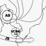 """<span class=""""entry-title-primary""""><span style='color:#ff0000;font-size:14px;'>METEOROLOGIA </span><br> Alta da Bolívia – O que é? Qual sua influência?</span> <span class=""""entry-subtitle"""">Sistema típico do verão tem importante protagonismo na chuva da América do Sul </span>"""
