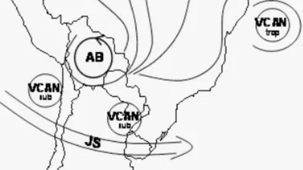 """<span class=""""entry-title-primary"""">Alta da Bolívia – O que é? Qual sua influência?</span> <span class=""""entry-subtitle"""">Sistema típico do verão tem importante protagonismo na chuva da América do Sul </span>"""