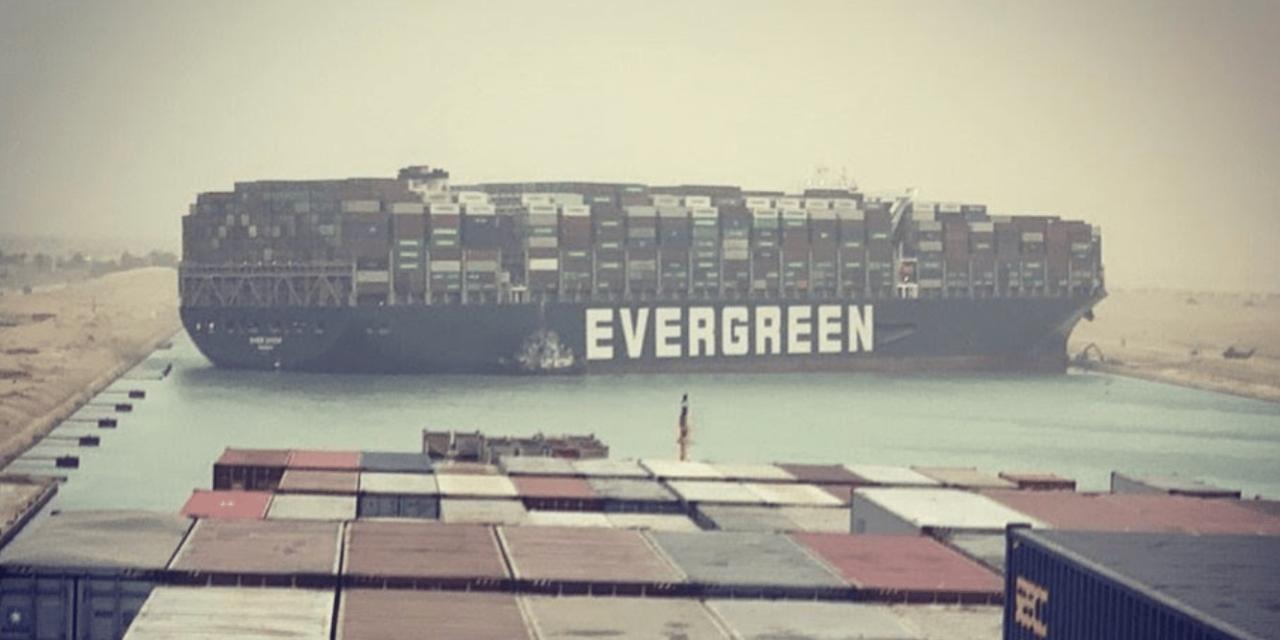 """<span class=""""entry-title-primary"""">Khamsin – Conheça o vento que causou a crise do navio no Suez</span> <span class=""""entry-subtitle"""">Navio Ever Given encalhou no Canal de Suez após ser atingido por forte vento e bloqueou a famosa rota marítima </span>"""