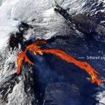 """<span class=""""entry-title-primary""""><span style='color:#ff0000;font-size:14px;'>ERUPÇÃO </span><br> Nuvem do vulcão Etna chega ao Japão</span> <span class=""""entry-subtitle"""">Vento em altitude transporta gases do vulcão a longas distâncias </span>"""