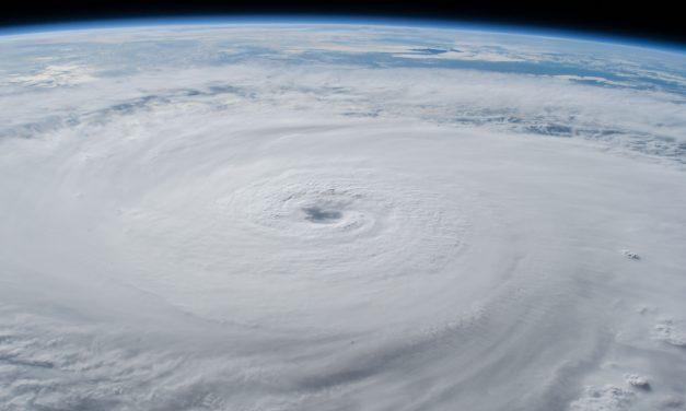 Ciclones tropicais mais intensos com aquecimento global