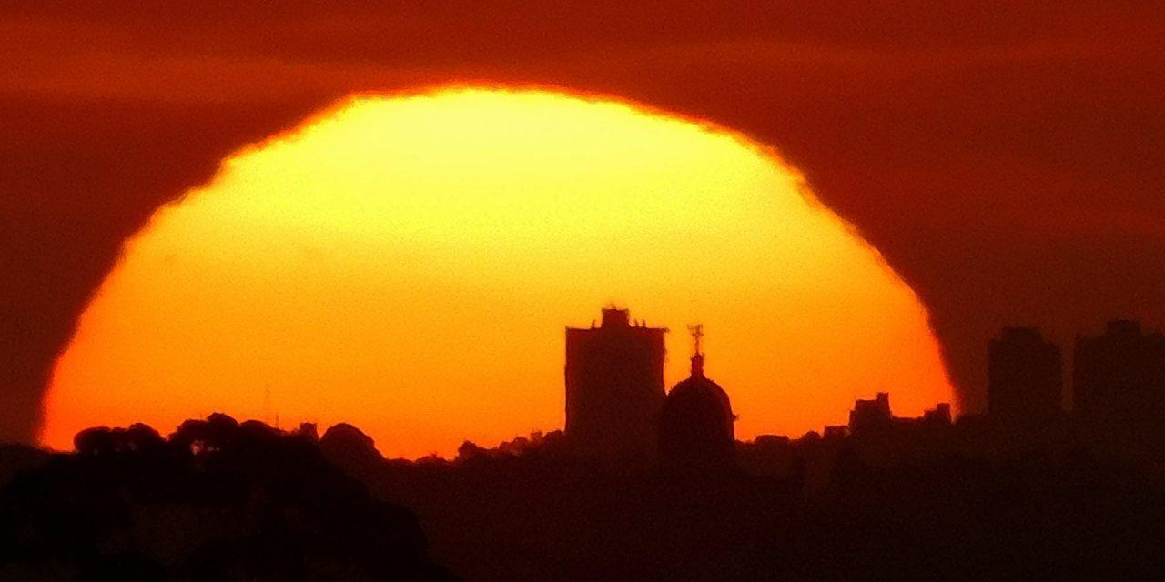 """<span class=""""entry-title-primary"""">Quinta e sexta com calorão e temporais isolados</span> <span class=""""entry-subtitle"""">Sul gaúcho e fronteira com o Uruguai pode ter forte instabilidade e temporais da tarde para a noite nesta quinta-feira </span>"""