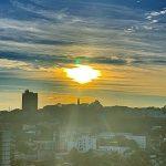 Previsão do tempo – Sol, calor e chuva de verão