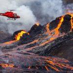"""<span class=""""entry-title-primary""""><span style='color:#ff0000;font-size:14px;'>TERRA DO GELO E DO FOGO </span><br> As belas imagens da erupção vulcânica na Islândia</span> <span class=""""entry-subtitle"""">Erupção é de pequeno porte e não oferece risco à população local no momento </span>"""