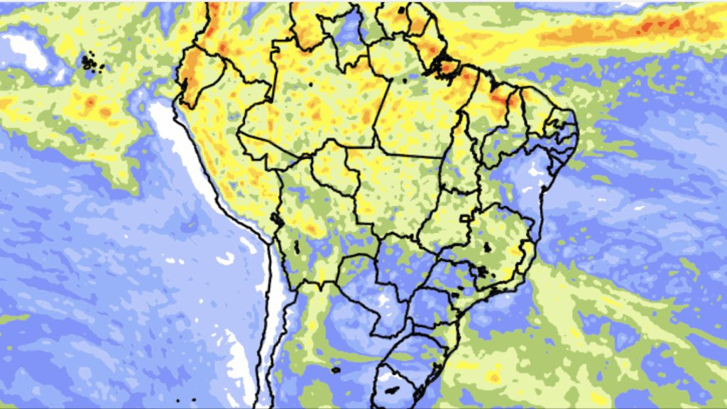 "<span class=""entry-title-primary"">O que esperar da chuva nos próximos dez dias</span> <span class=""entry-subtitle"">Veja a tendência de chuva para todo o Brasil </span>"