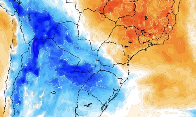 O que esperar do ar frio no Brasil nesta semana?