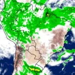"""<span class=""""entry-title-primary""""><span style='color:#ff0000;font-size:14px;'>MAIS CHUVA E MENOS CHUVA </span><br> Bloqueio mexe com o tempo em grande parte do Brasil</span> <span class=""""entry-subtitle"""">Bloqueio inibe chuva no Brasil Central e favorece instabilidade no Rio Grande do Sul </span>"""