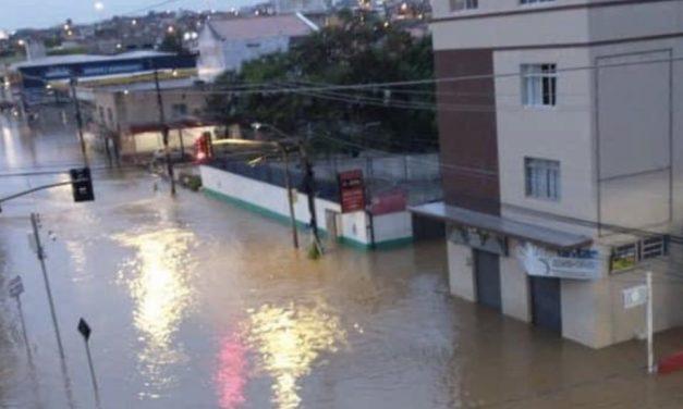 Chuva seguirá castigando Santa Catarina