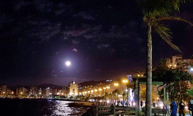 Previsão do tempo para Florianópolis nos próximos dias