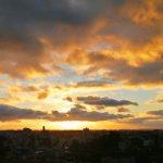 Previsão do tempo – Sol e chuva nesta segunda