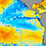 """<span class=""""entry-title-primary""""><span style='color:#ff0000;font-size:14px;'>CLIMA </span><br> Clima – La Niña resiste no Pacífico, diz a NOAA</span> <span class=""""entry-subtitle"""">Abril começa ainda sob La Niña, de acordo com a agência de clima do governo dos Estados Unidos </span>"""