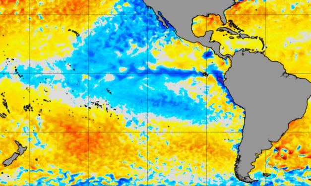 Clima – La Niña resiste no Pacífico, diz a NOAA