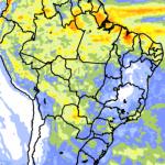 """<span class=""""entry-title-primary""""><span style='color:#ff0000;font-size:14px;'>CHUVA </span><br> Clima no Brasil – Tendência de chuva para dez dias</span> <span class=""""entry-subtitle"""">Norte do Brasil segue com tempo mais chuvoso e instabilidade retorna ao Rio Grande do Sul </span>"""