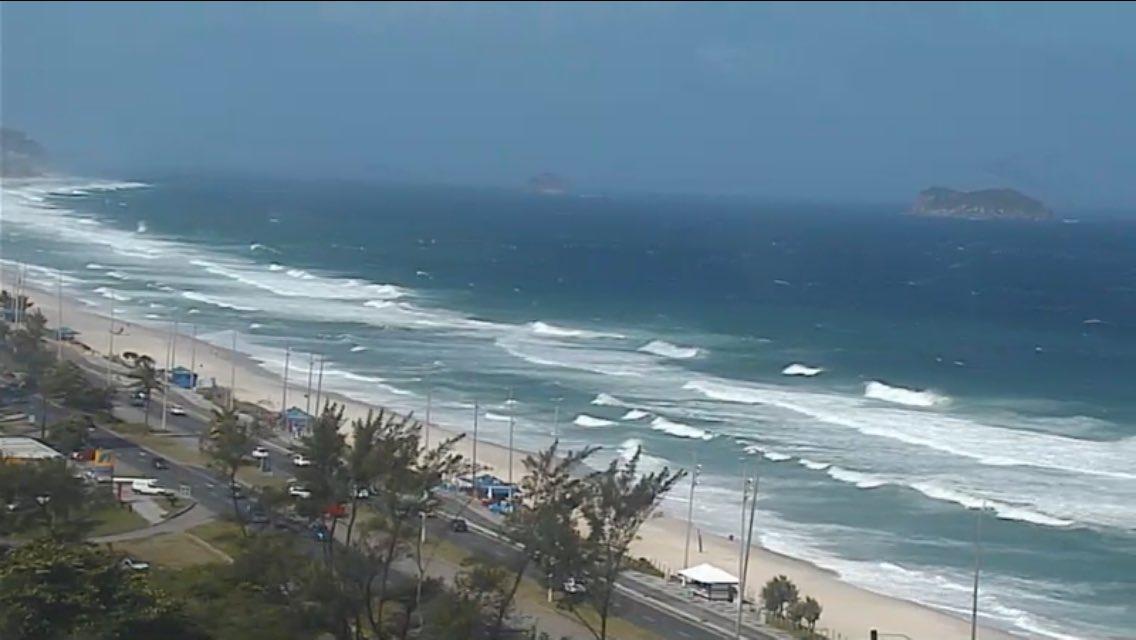 """<span class=""""entry-title-primary"""">Ciclone Potira traz vento forte no Rio de Janeiro</span> <h2 class=""""entry-subtitle"""">Litoral fluminense tem um dia ventoso em consequência da circulação da tempestade subtropical no Oceano Atlântico </h2>"""